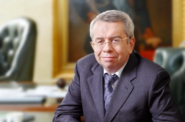 Коллектив Управляющей компании «Адамант» поздравляет Президента Холдинга
