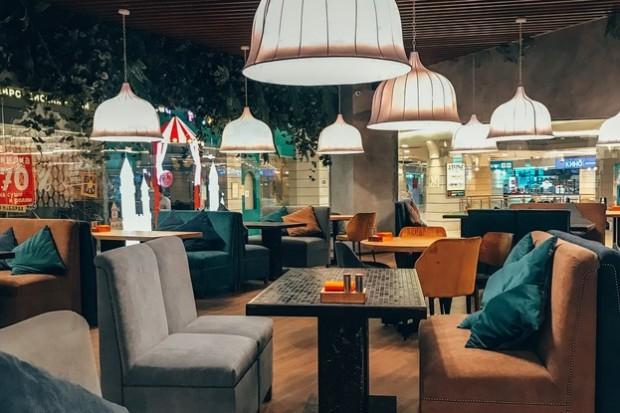 Новый ресторан в ТРК