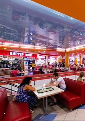С 12 февраля возобновляют работу фуд-корты в торгово-развлекательных центрах