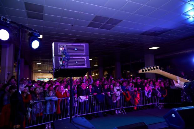 Открытие Event-Hall в ДЦ«Варшавский экспресс»