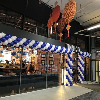 Открытие новых магазина и ресторана в ТРК «Континент» на Бухарестской
