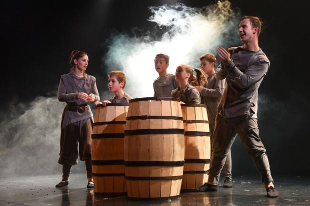 «Адамант» мечтает вместе с детьми из «Упсала-Цирка»!